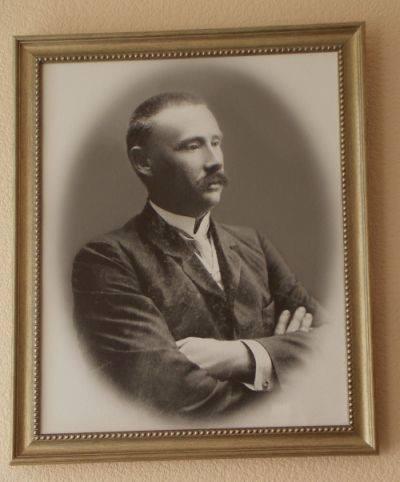 Ф.В. Берви. Фото из архива А.Борзых, впервые опубликовал А. Жаров