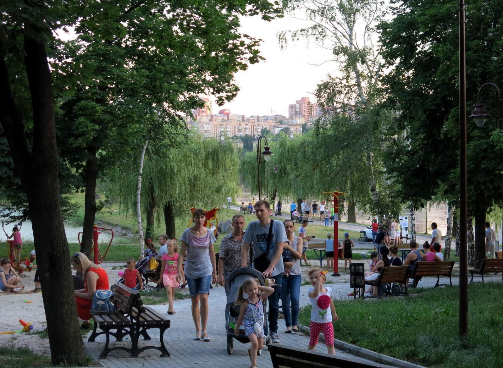 Донецк. Июль 2020