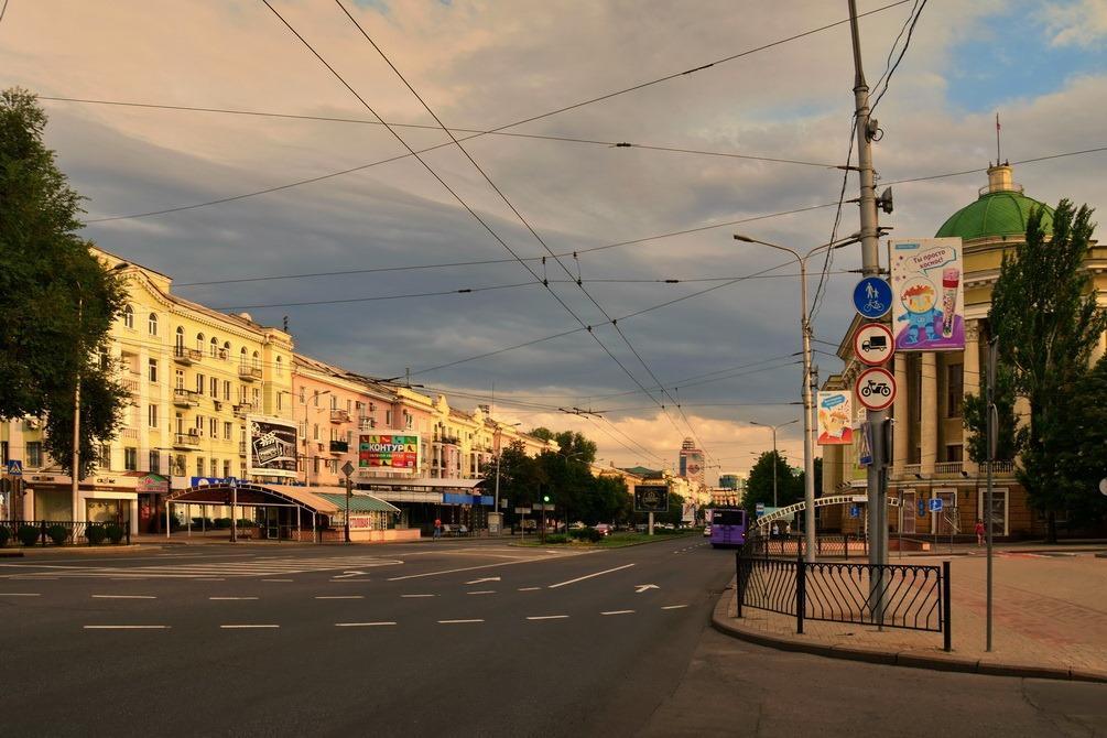 Цикл фотографий: Мой город. Часть 5
