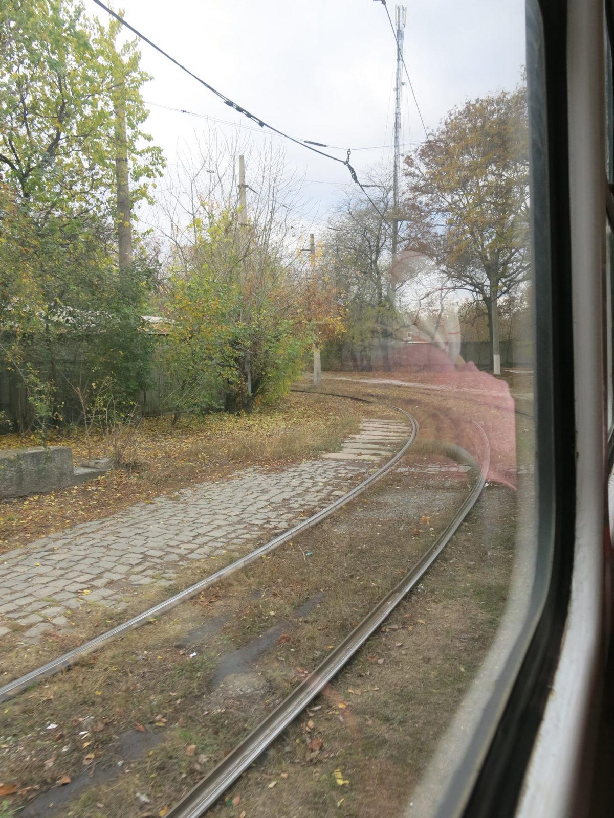 Путешествие на трамвае №8