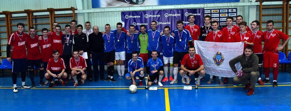 Определился победитель Первенства Республики по мини-футболу