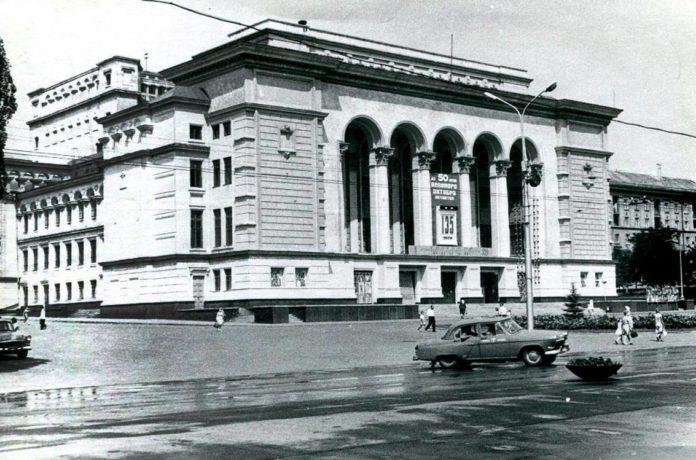 Фотолетопись. Донецк. 1967 год