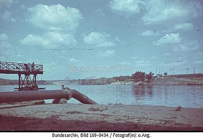 Фотолетопись. Детская водная станция на Втором ставке. 1937 г.