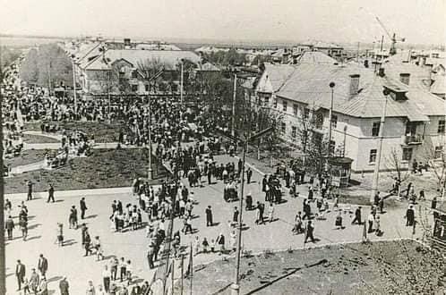 Фотолетопись. Доброполье. 1960 г.