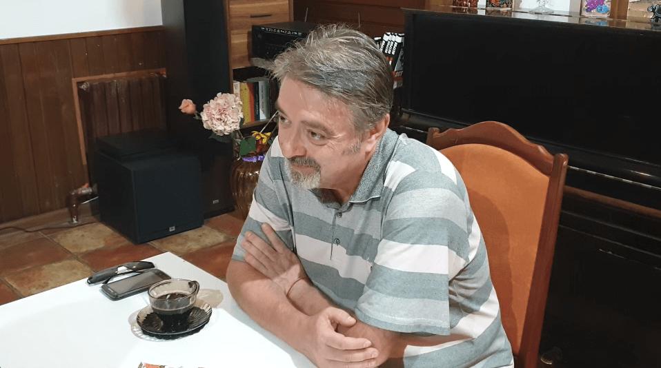 Интервью с участником Русской весны и событий 2014 года, Донецким музыкантом Геннадием Гореликом