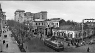 Фотолетопись. Сталино-Донецк. Панорама